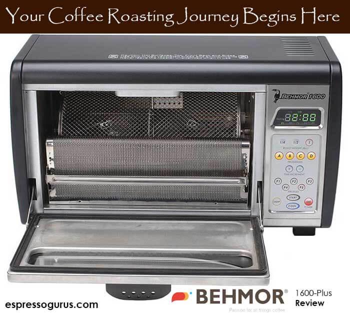 Behmor 1600 Plus Coffee Roaster Expert Review