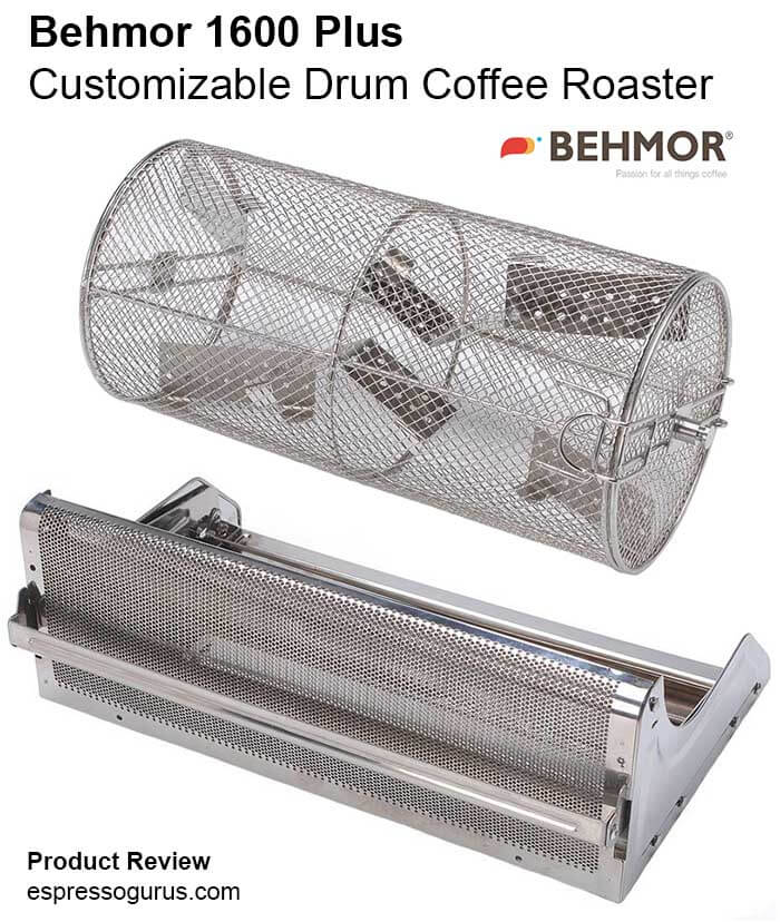Behmor 1600 Plus Coffee Roaster Ultimate Review