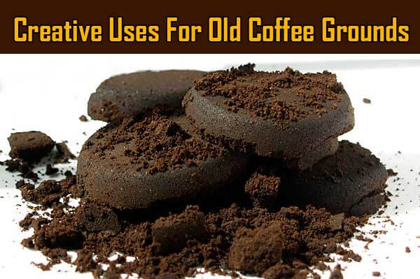 Creative Uses For Old Coffee Grounds