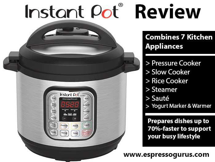Instant Pot Review - Instant Pot Features