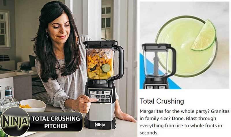 Ninja Kitchen Blender Review