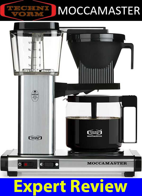 Technivorm Moccamaster Expert Review