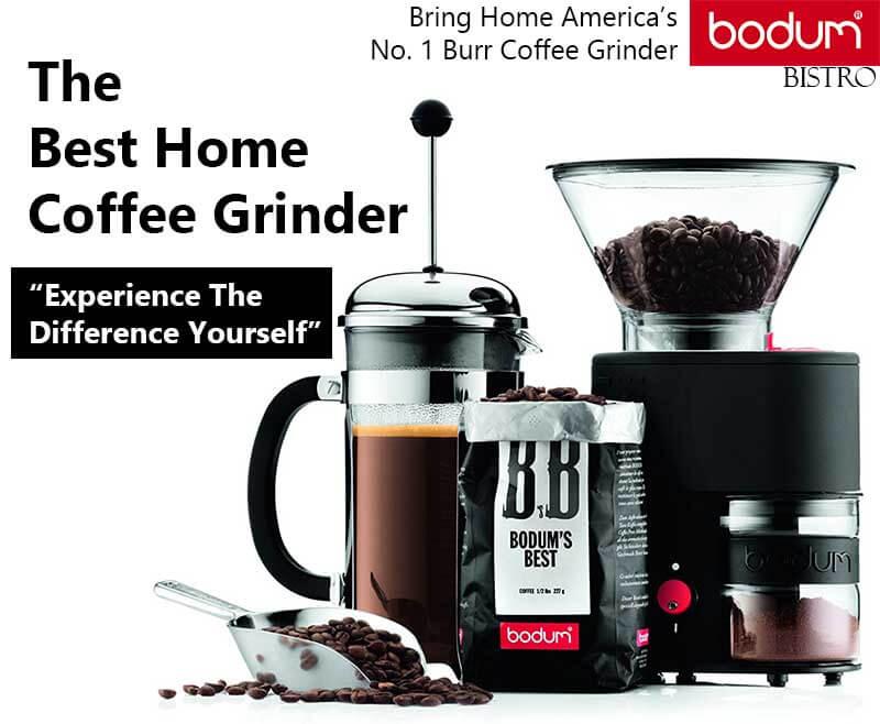 The best home coffee grinder