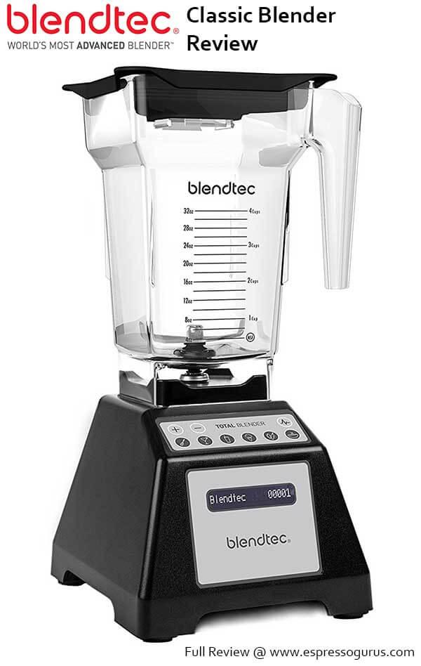 Best Blendtec blender ranked - Blendtec Classic 575 Blender