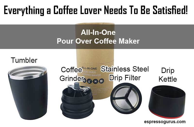 best manual coffee maker 2018