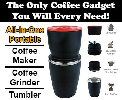 best portable coffee maker 2018