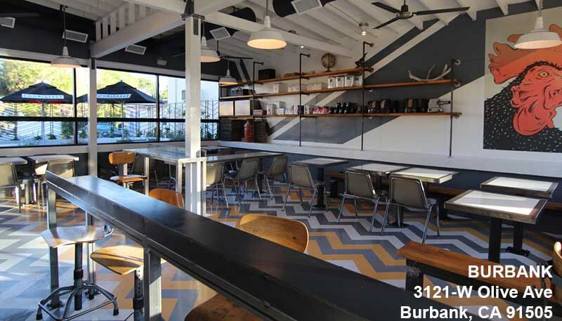 Coffee Commissary Coffee Shop Review