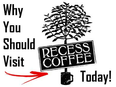 Recess Coffee Shop Best Coffee Shop In New York
