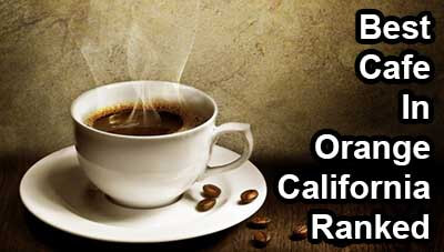 best coffee shop in orange California ranked