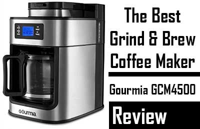 The best Grind And Brew Coffee Maker Reviews 2018
