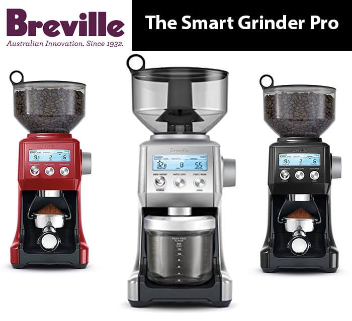 Christmas Gift Ideas For Coffee Lovers Breville Smart Grinder Pro  sc 1 st  Espresso Gurus & Christmas Gift Ideas For Coffee Lover 2018