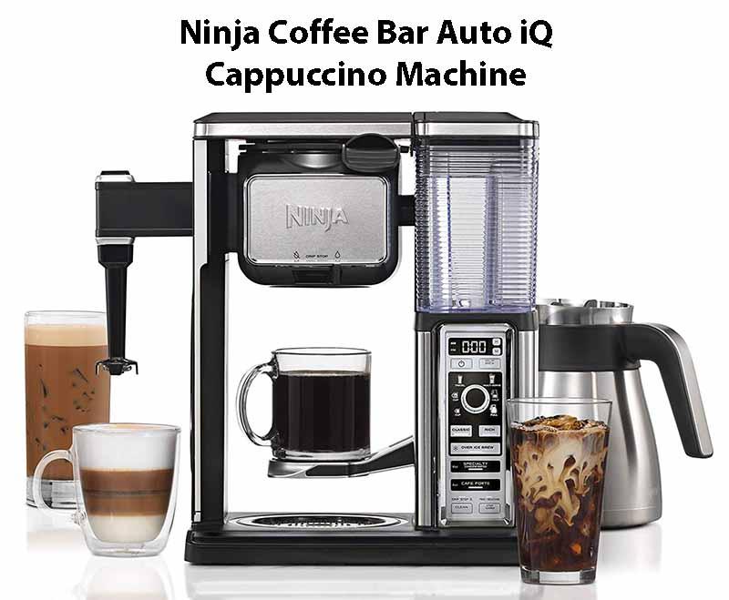 Cappuccino Machine 2019 Buyers Guide