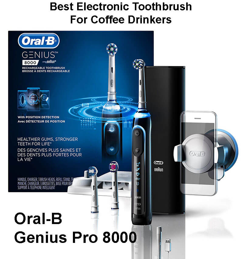 Best Electronic Toothbrush For Coffee Drinkers