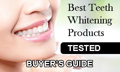 Best Teeth Whitening Products Tested Buyers Guide