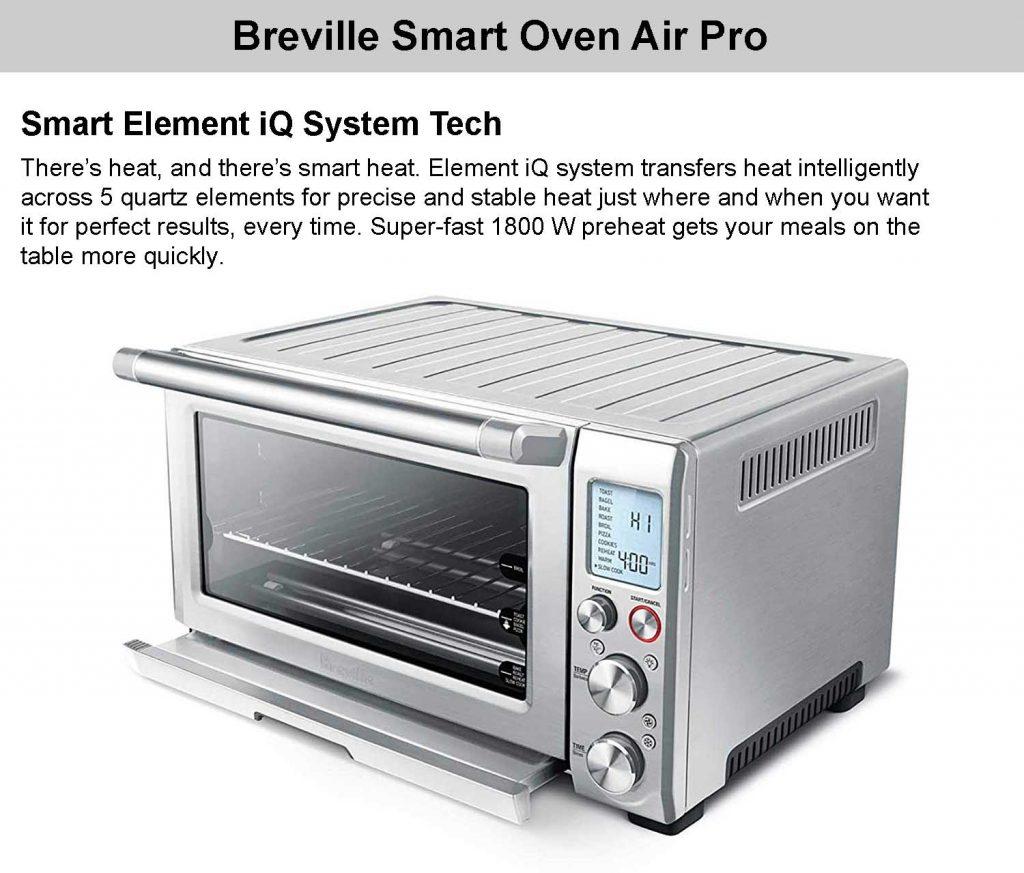 Breville Smart Oven Air Mesh Baskets Bruin Blog